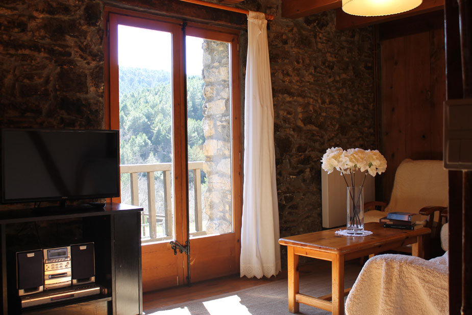 country house coll de la mola